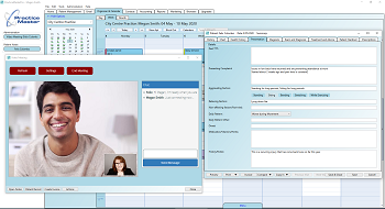 Multi-task while using your telehealth video calling software